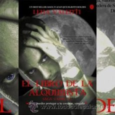 Libros: NARRATIVA. FANTASÍA. SAGA VANIR VI. EL LIBRO DE LA ALQUIMISTA - LENA VALENTI. Lote 42256333