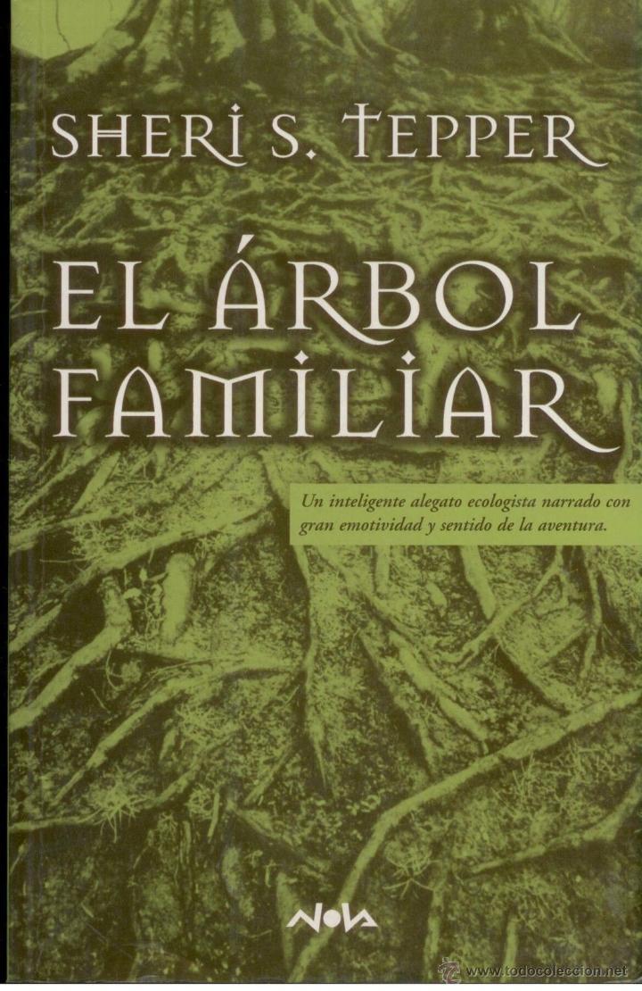 CIENCIA-FICCION.EL ARBOL FAMILIAR. NOVA 138. EDICIONES B. PERFECTO ESTADO (Libros Nuevos - Literatura - Narrativa - Ciencia Ficción y Fantasía)