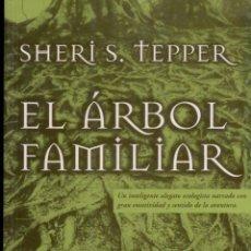 Libros: CIENCIA-FICCION.EL ARBOL FAMILIAR. NOVA 138. EDICIONES B. PERFECTO ESTADO. Lote 83938020