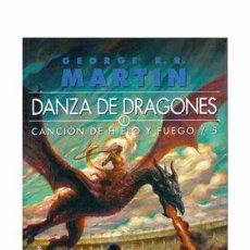 Libros: JUEGO DE TRONOS. CANCIÓN DE HIELO Y FUEGO COMPLETA TAPA BLANDA OFERTA BOX9. Lote 51149136