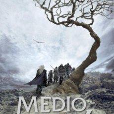 Libros: NARRATIVA. CIENCIA FICCIÓN. MEDIO REY (EL MAR QUEBRADO 1) - JOE ABERCROMBIE. Lote 51373342