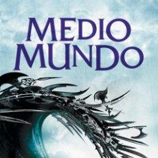 Libros: NARRATIVA. CIENCIA FICCIÓN. MEDIO MUNDO (EL MAR QUEBRADO 2) - JOE ABERCROMBIE. Lote 51373456