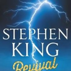 Libros: THRILLER. REVIVAL - STEPHEN KING (CARTONÉ). Lote 53503092