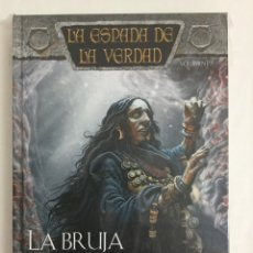 Libros: LA ESPADA DE LA VERDAD 19: LA BRUJA DEL VIEJO MUNDO - TERRY GOODKIND - TIMUN MAS. Lote 27044705