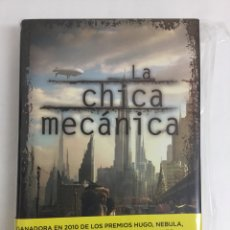 Libros: LA CHICA MECÁNICA - PAOLO BACIGALUPI - PLAZA JANÉS. Lote 27577699