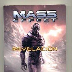 Libros: MASS EFFECT - REVELACION. Lote 71042765