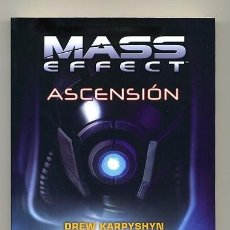 Libros: MASS EFFECT - ASCENSION. Lote 71042769