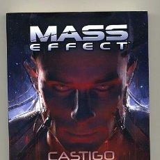 Libros: MASS EFFECT . CASTIGO. Lote 71042785