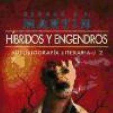 Libros: HIBRIDOS Y ENGENDROS (AUTOBIOGRAFIA LITERARIA 02) GIGAMESH EDICIONES. Lote 70632979