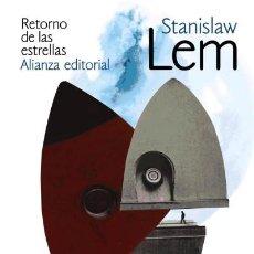 Libros: RETORNO DE LAS ESTRELLAS. Lote 70906147