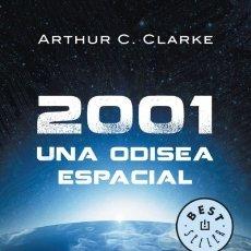 Libros: 2001. UNA ODISEA ESPACIAL DEBOLS!LLO. Lote 71950927