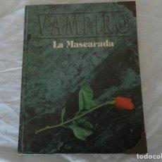 Libros: LIBRO VAMPIRO:LA MASCARADA JUEGO DE ROL. Lote 79874957