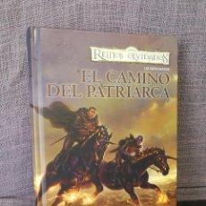 Libros: REINOS OLVIDADOS TIMUN MÁS EL CAMINO DEL PATRIARCA. Lote 87422964
