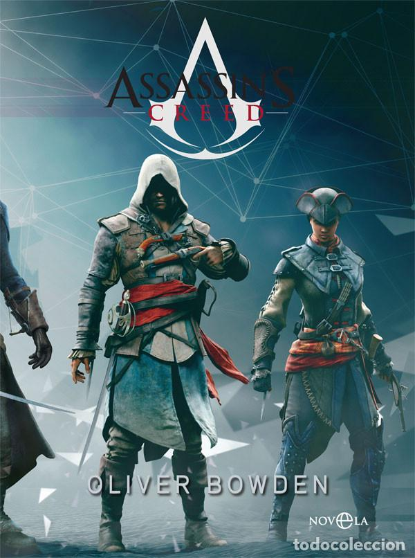 Libros: Narrativa. Fantasía. Saga Assassin's Creed - Oliver Bowden - Foto 1 - 87470336
