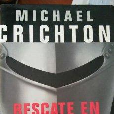 Libros: LIBRO RESCATE EN EL TIEMPO DE MICHAEL CRIPTON. Lote 91018503