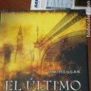 Libros: LIBRO EL ÚLTIMO MEROVINGIO DE JIM HOUGAN. Lote 91018878