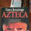 Libros: LIBRO AZTECA DE JARRY JENING . Lote 91019113