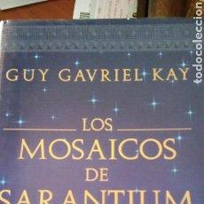 Libros: LIBRO LOS MOSAICOS DE GARANTÍAN DE MUY GAVRIEL. Lote 91019215