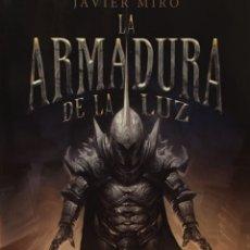 Libros: LA ARMADURA DE LA LUZ - JAVIER MIRÓ. Lote 94276958