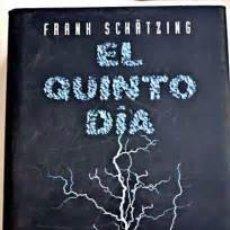 Libros: LÍMITE - FRANK SCHÄTZING (CÍRCULO DE LECTORES, 2010) - ¡NUEVO!. Lote 94436038