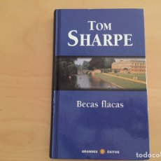 Libros: TOM SHARPE: BECAS FLACAS. Lote 94930499