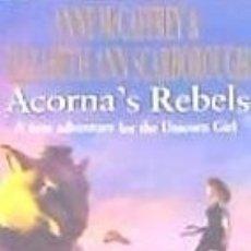 Libros: ACORNA'S REBELS TRANSWORLD PUBLISHERS LTD. Lote 95267843