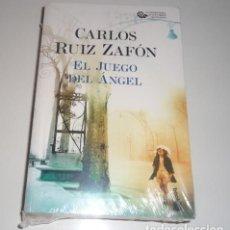 Libros: EL JUEGO DEL ANGEL POR CARLOS RUIZ ZAFON. Lote 96194263
