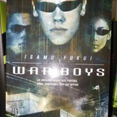 Libros: WAR BOYS . Lote 96251614
