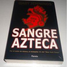 Libros: SANGRE AZTECA POR GARY JENNINGS . Lote 98444583