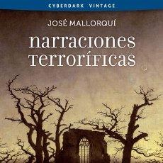 Libros: NARRACIONES TERRORÍFICAS BIBLIÓPOLIS. Lote 98616866