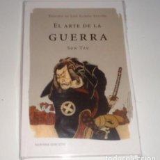 Libros: EL ARTE DE LA GUERRA. SUN TZU POR JOSÉ RAMÓN AYLLÓN. Lote 98690571