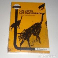 Libros: LOS JEFES DE LOS CACHORROS VARGAS LLOSA. Lote 98697051