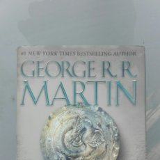 Libros: A DANCE WITH DRAGONS DE GEORGE R. MARTIN. Lote 99250992