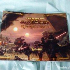 Libros: STAR WARS GUIA ANTIGUA REPUBLICA. Lote 101787515