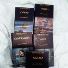 Libros: LIBRO FANTASIA CICLO PENDRAGON. Lote 102641071