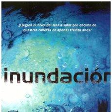Libros: BILOGÍA INUNDACIÓN: INUNDACIÓN Y EL ARCA - STEPHEN BAXTER - ¡¡NUEVOS!!. Lote 103327103