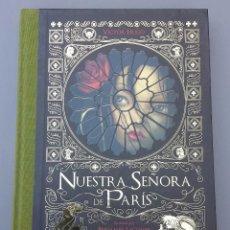 Libros: NUESTRA SEÑORA DE PARÍS (TOMO 1) - VICTOR HUGO (ILUSTRADO POR BENJAMIN LACOMBE). Lote 104307791