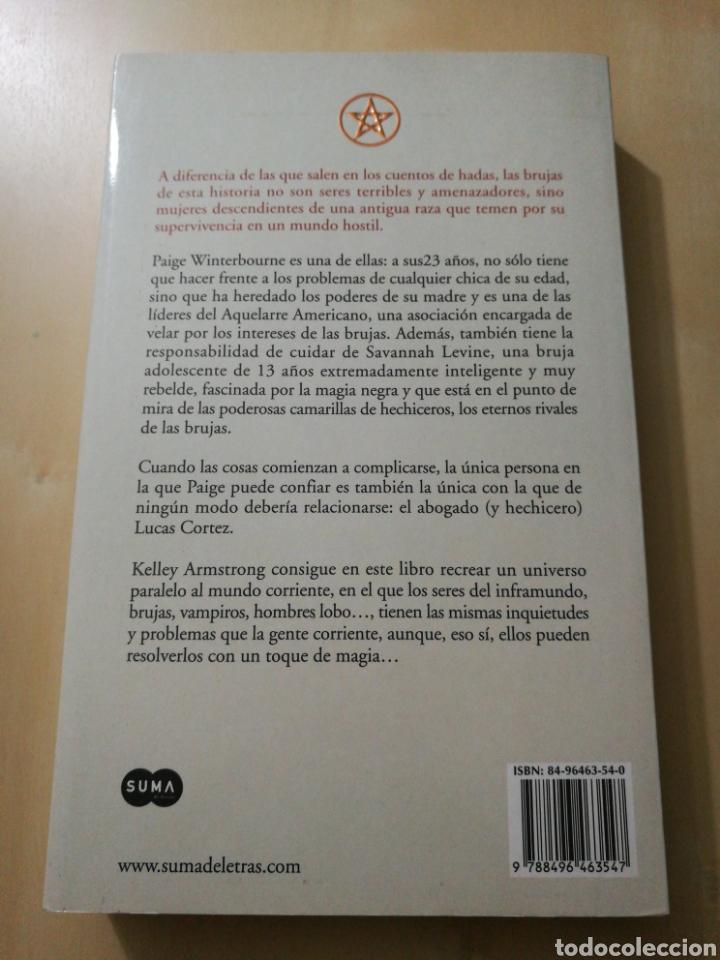 Libros: «A golpe de magia» Kelley Armstrong - Foto 2 - 104978320