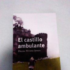 Libros: EL CASTILLO AMBULANTE LIBRO FANTASIA. Lote 108349227