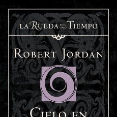 Libros: LA RUEDA DEL TIEMPO, COLECCIÓN COMPLETA CON PRECUELA Y EL MUNDO DE ROBERT JORDAN. Lote 108802635