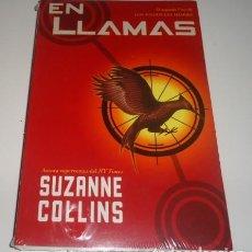 Libros: EN LLAMAS POR SUZANNE COLLINS. Lote 109504883