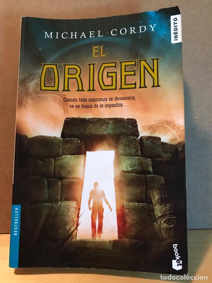 EL ORIGEN - MICHAEL CORDY (Libros Nuevos - Literatura - Narrativa - Ciencia Ficción y Fantasía)