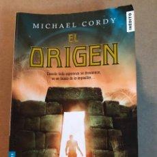 Libros: EL ORIGEN - MICHAEL CORDY. Lote 111817639