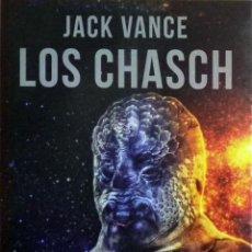 Libros: LOS CHASCH (JACK VANCE) CICLO DE TSCHAI 1 - EL PLANETA DE LA AVENTURA - TYRANNOSAURUS BOOKS. Lote 112896779