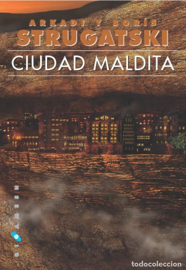 CIUDAD MALDITA (Libros Nuevos - Literatura - Narrativa - Ciencia Ficción y Fantasía)