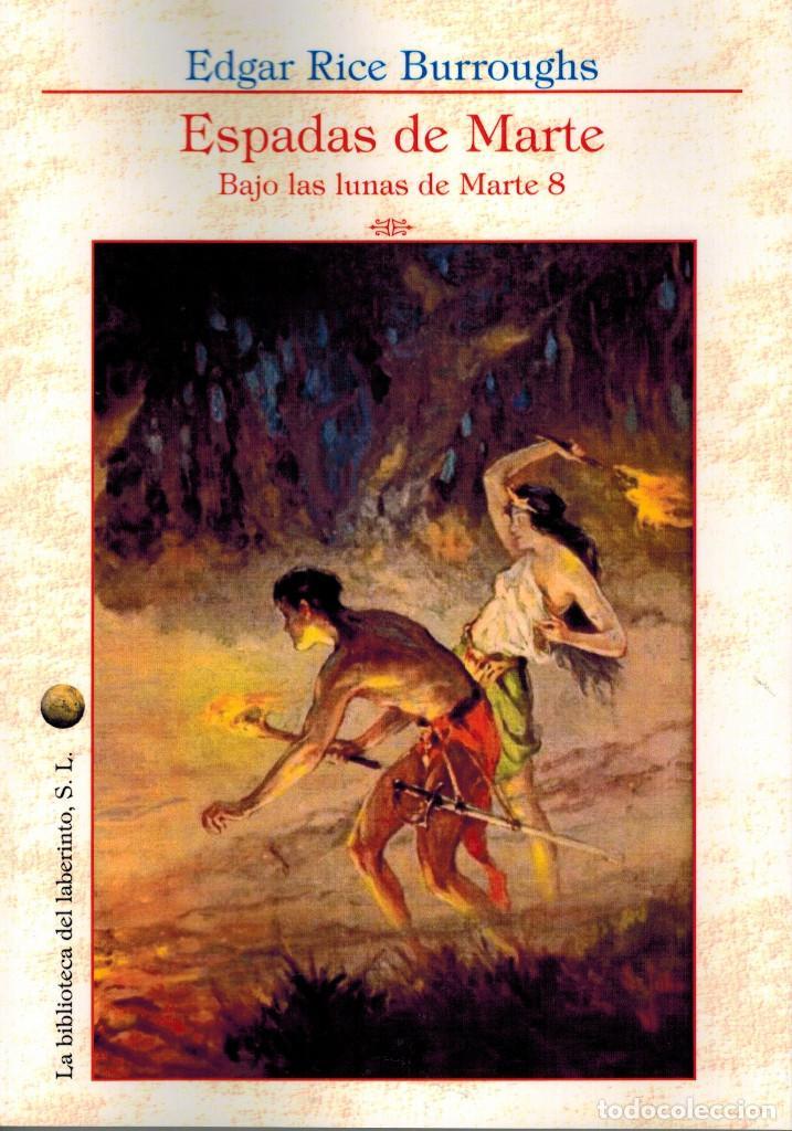 ESPADAS DE MARTE (Libros Nuevos - Literatura - Narrativa - Ciencia Ficción y Fantasía)