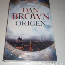Libros: ORIGEN (EN ESPAÑOL) POR DAN BROWN. Lote 115376163