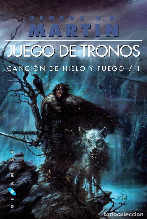 JUEGO DE TRONOS (Libros Nuevos - Literatura - Narrativa - Ciencia Ficción y Fantasía)
