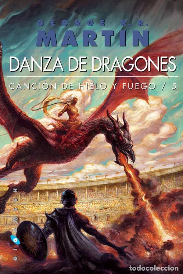 DANZA DE DRAGONES - JUEGO DE TRONOS (Libros Nuevos - Literatura - Narrativa - Ciencia Ficción y Fantasía)