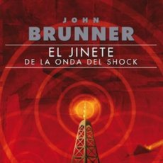 Libros: EL JINETE DE LA ONDA DE SHOCK. Lote 115502795